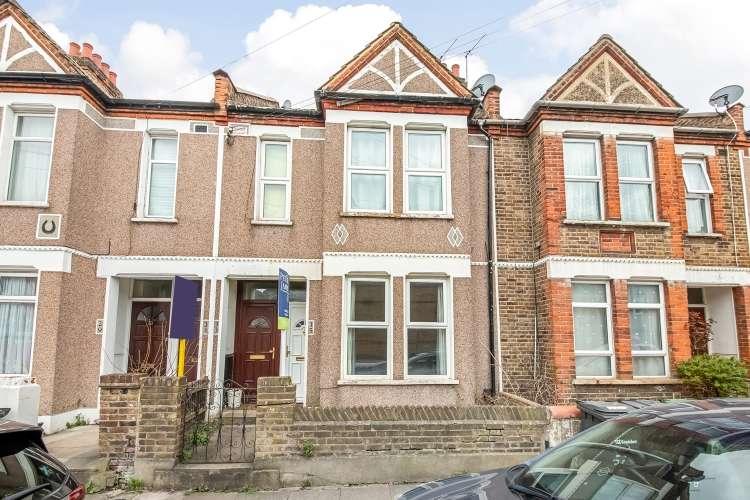 2 Bedrooms Maisonette Flat for sale in Roxley Road Lewisham SE13