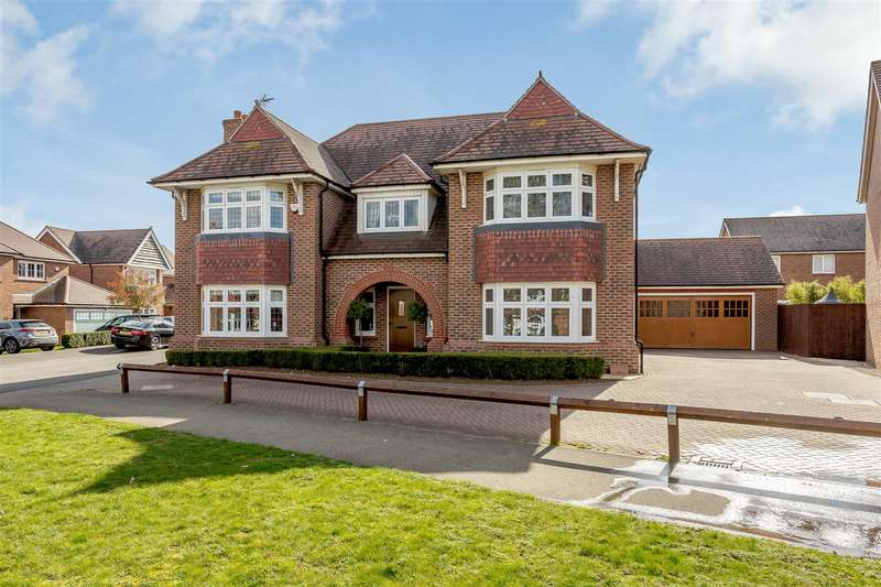 5 Bedrooms Detached House for sale in Ferriby Road, Cawston, Rugby, Warwickshire