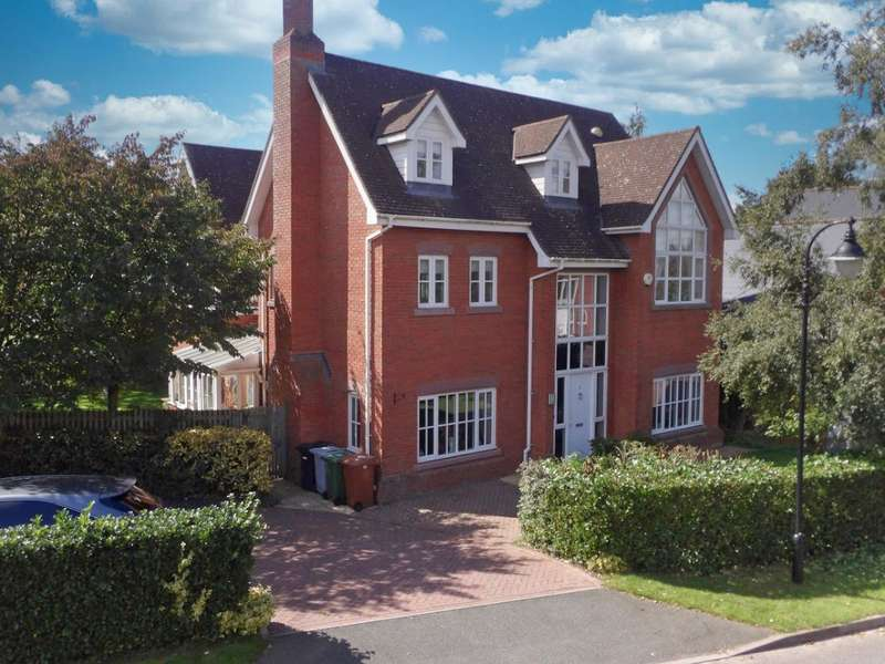 6 Bedrooms Property for sale in Freshwater Drive, Wychwood Park, Cheshire