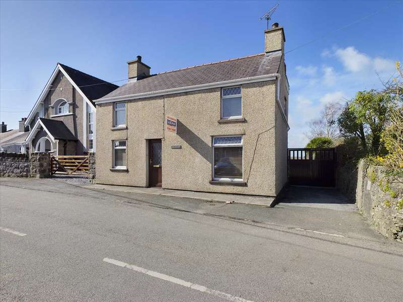 4 Bedrooms Detached House for sale in Siop Newydd, Llanddaniel
