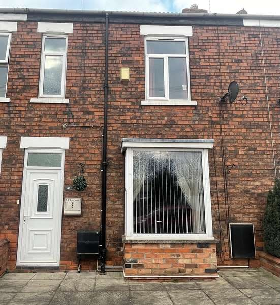 3 Bedrooms Terraced House for sale in Lea Road, Gainsborough, South Yorkshire, DN21