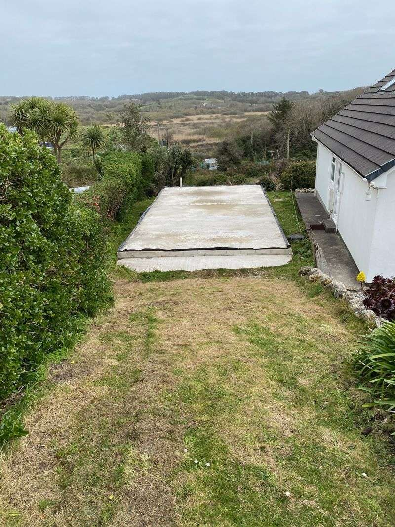Property for sale in Building Plot, Pilots Retreat, St. Mary's Isles Of Scilly
