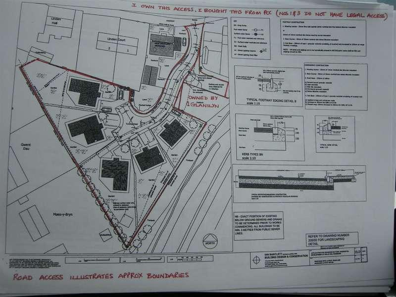 Land Commercial for sale in Land at Rosebush, Clynderwen