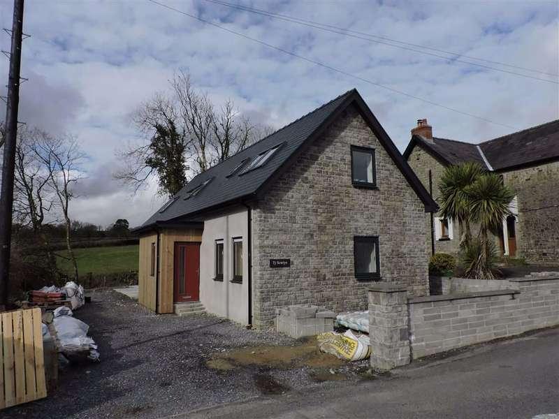 3 Bedrooms Detached House for sale in Salem, Llandeilo