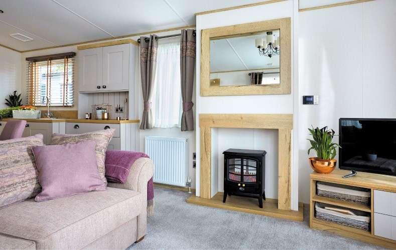 2 Bedrooms Caravan Mobile Home for sale in Winkups Holiday Park, Towyn