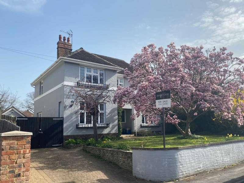 4 Bedrooms Detached House for sale in Sydenham Road South, Cheltenham, Gloucestershire