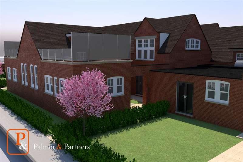 4 Bedrooms Terraced House for sale in The Old Grammar School, Waterloo Avenue, Leiston