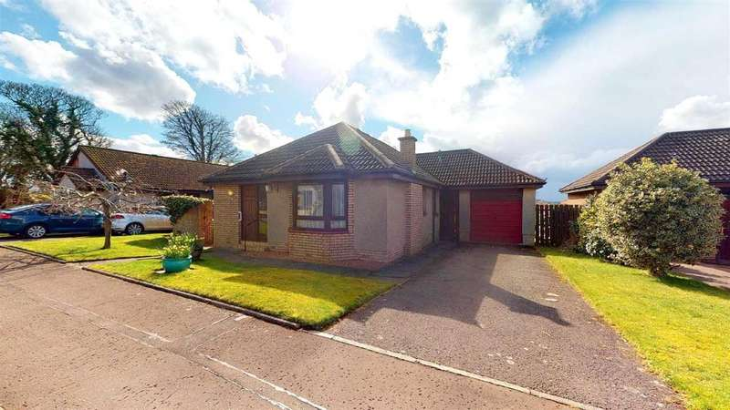 3 Bedrooms Detached Bungalow for sale in The Bridges, Dalgety Bay