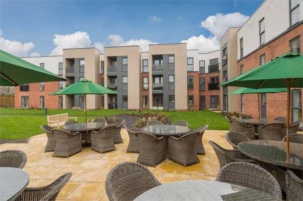 2 Bedrooms Retirement Property for rent in Elizabeth Place, Trimbush Way, Market Harborough, Leicestershire