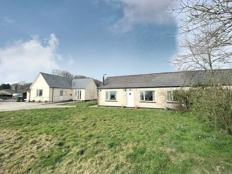 4 Bedrooms Equestrian Facility Character Property for sale in Broadwoodwidger, Lifton, PL16