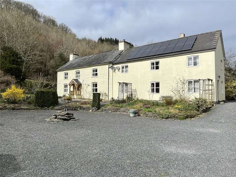 6 Bedrooms Detached House for sale in Erwood, Builth Wells, Powys, LD2 3YR
