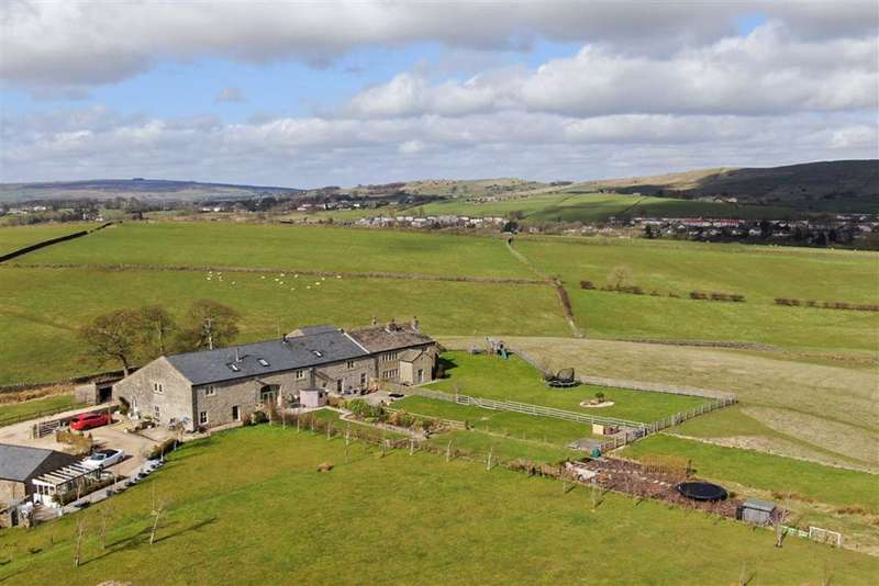 4 Bedrooms Barn Conversion Character Property for sale in Wycoller Road, Trawden, Lancashire, BB8