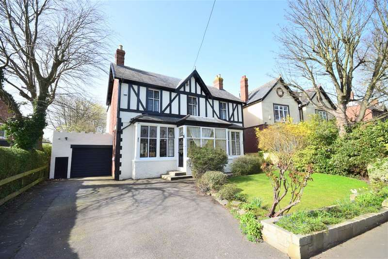4 Bedrooms Detached House for sale in Sunniside Lane, Cleadon, Sunderland