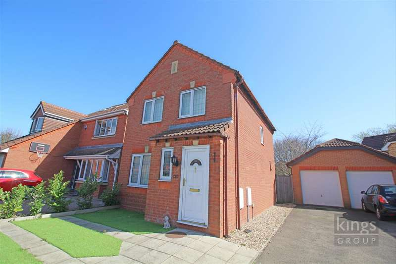 3 Bedrooms Detached House for sale in Elwood, Church Langley
