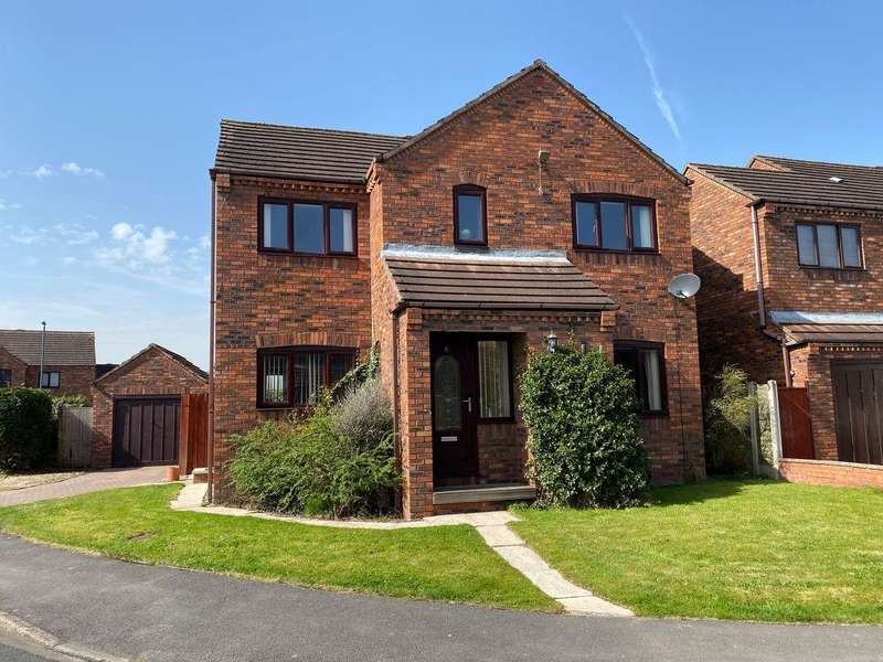 5 Bedrooms Detached House for sale in Manor Farm Close, Carlton
