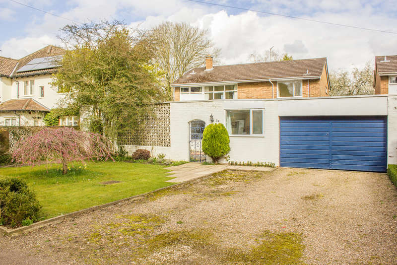 4 Bedrooms Detached House for sale in Judges Walk, Norwich NR4