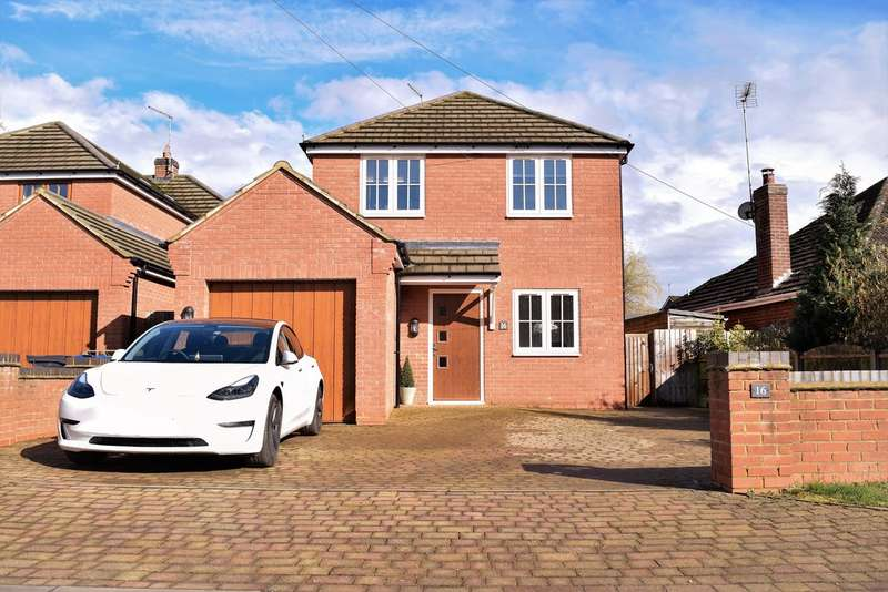 4 Bedrooms Detached House for sale in Brook Street, Walcote, LE17 4JR