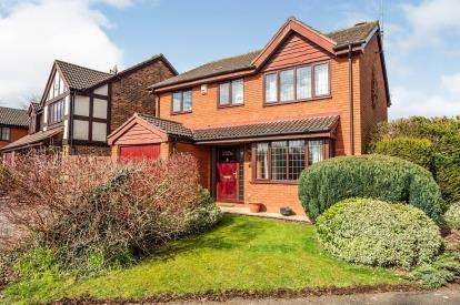 4 Bedrooms Detached House for sale in Copthorne, Luton, Bedfordshire, England