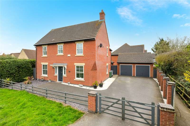 4 Bedrooms Detached House for sale in South Road, Bourne, PE10
