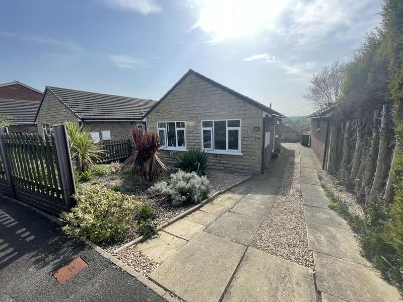 2 Bedrooms Bungalow for sale in Lowcliff Walk, Heckmondwike, West Yorkshire, WF16