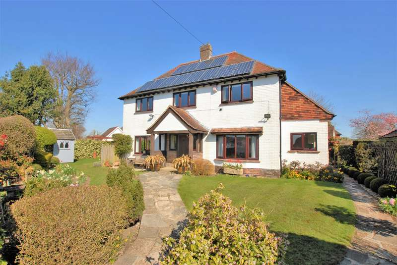 3 Bedrooms Detached House for sale in School Road, Hythe, CT21