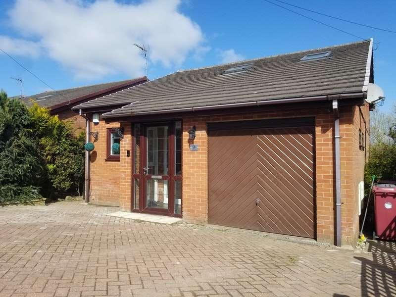 4 Bedrooms Detached House for sale in Cranshaw Drive, Blackburn, Lancashire, BB1