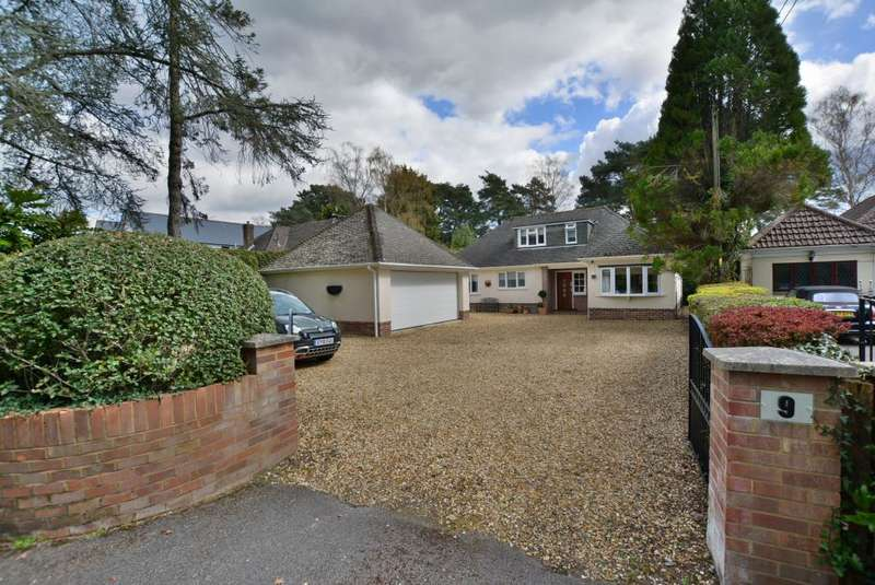 4 Bedrooms Chalet House for sale in Golf Links Road, Ferndown, BH22 8BT
