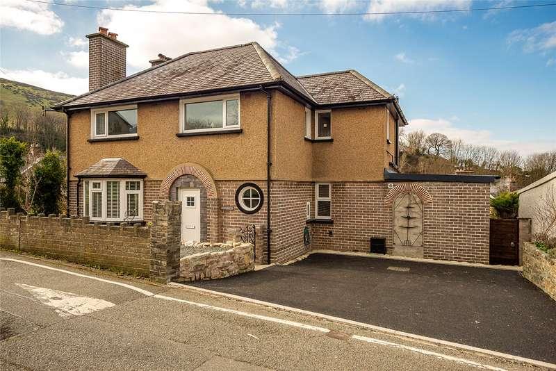 4 Bedrooms Detached House for sale in Valley Road, Llanfairfechan, Conwy, LL33