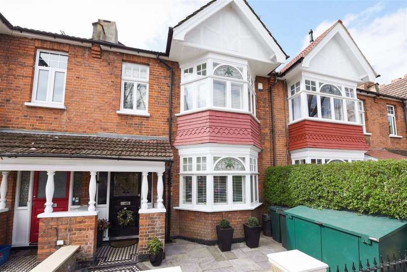 4 Bedrooms Terraced House for sale in Copthall Gardens, Twickenham