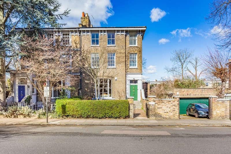6 Bedrooms Semi Detached House for sale in Northampton Park, N1 2PJ
