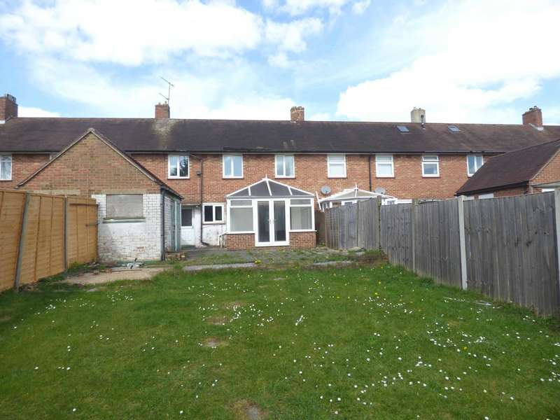 3 Bedrooms Terraced House for rent in Cowridge Crescent, Luton