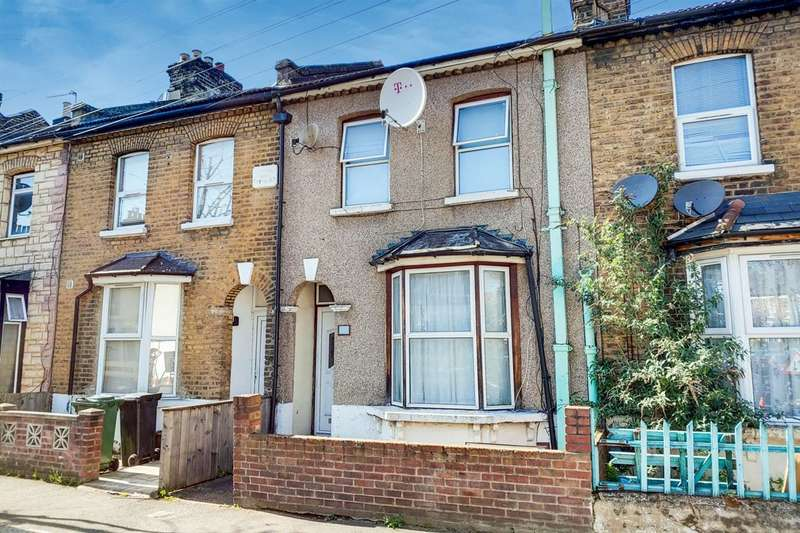 3 Bedrooms Terraced House for sale in Norman Road, Leytonstone, E11