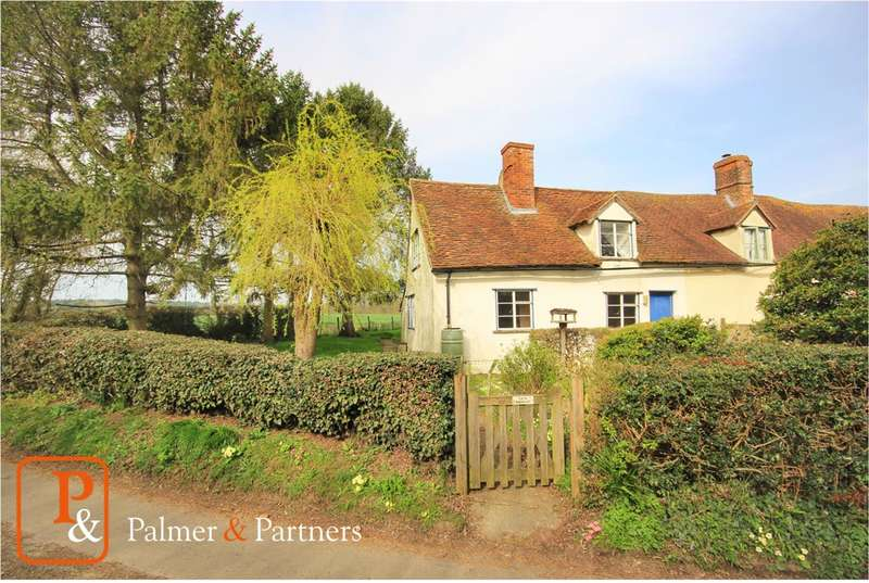 2 Bedrooms Cottage House for sale in New House Cottage, Lorkins Lane, Twinstead