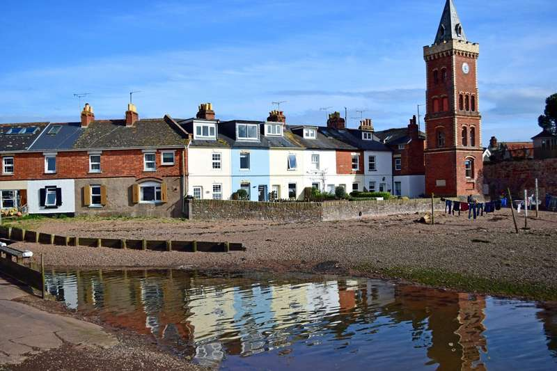 3 Bedrooms Terraced House for sale in The Strand, Lympstone, Exmouth