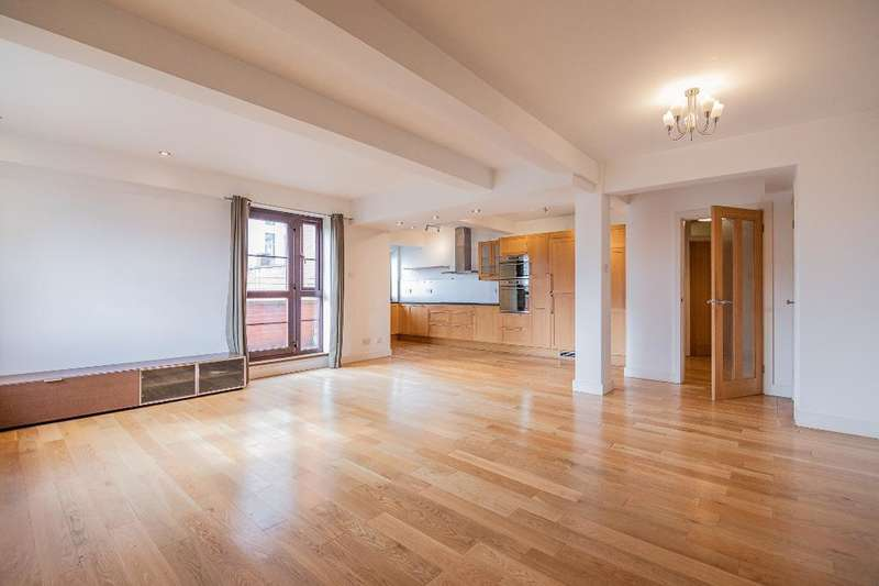 3 Bedrooms Penthouse Flat for rent in Dickinson, Manchester, Greater Manchester, M1 4LX