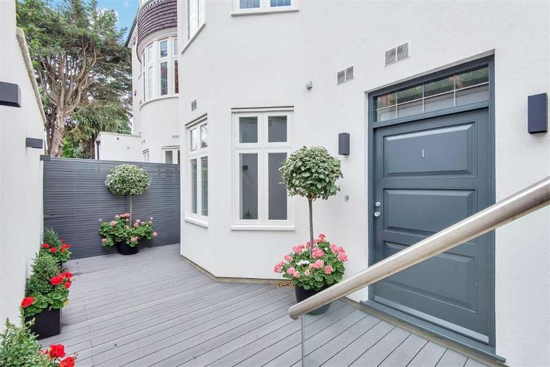 2 Bedrooms Apartment Flat for sale in Ardwick Road, West Hampstead