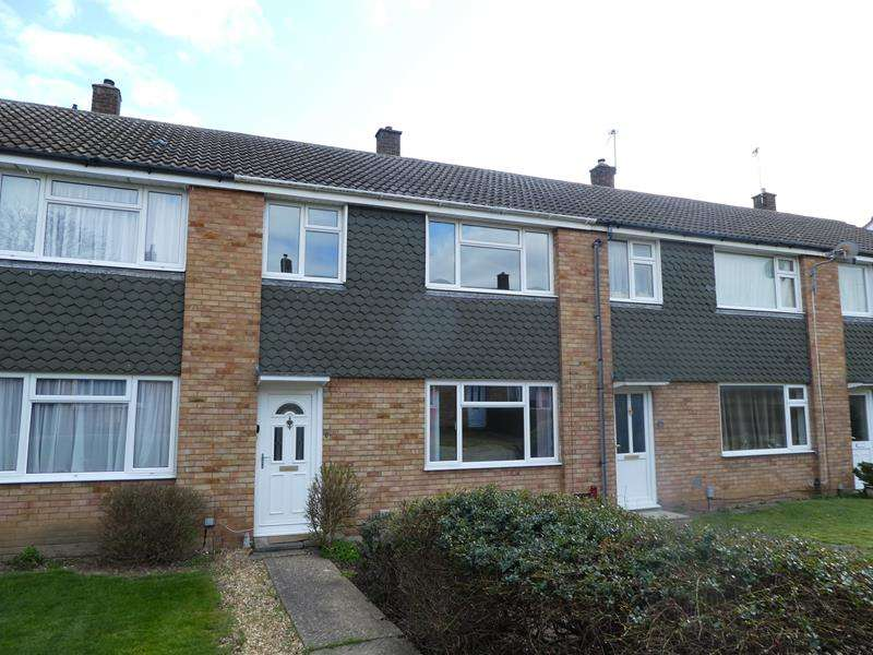 3 Bedrooms Terraced House for rent in Mersey Way, Bedford, MK41
