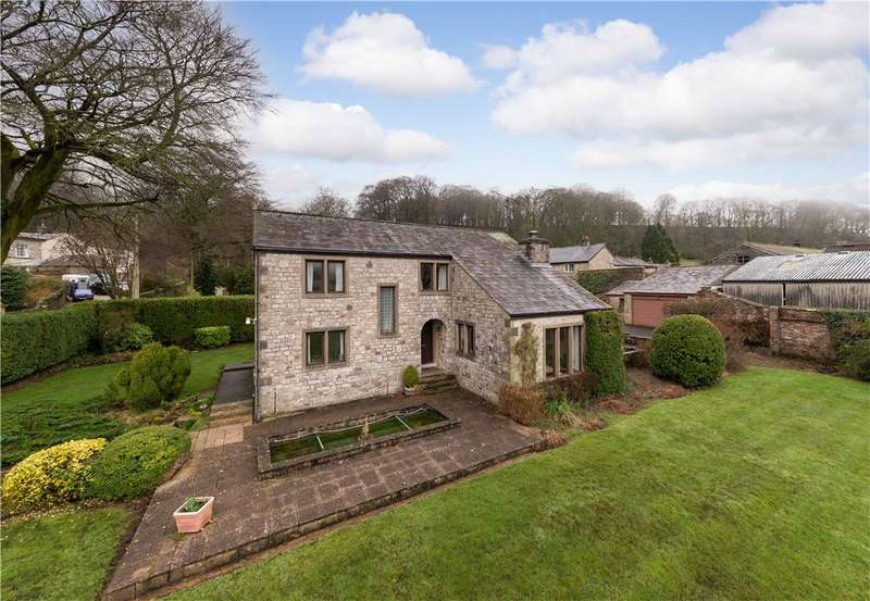 3 Bedrooms Detached House for sale in Stackhouse, Giggleswick, Settle