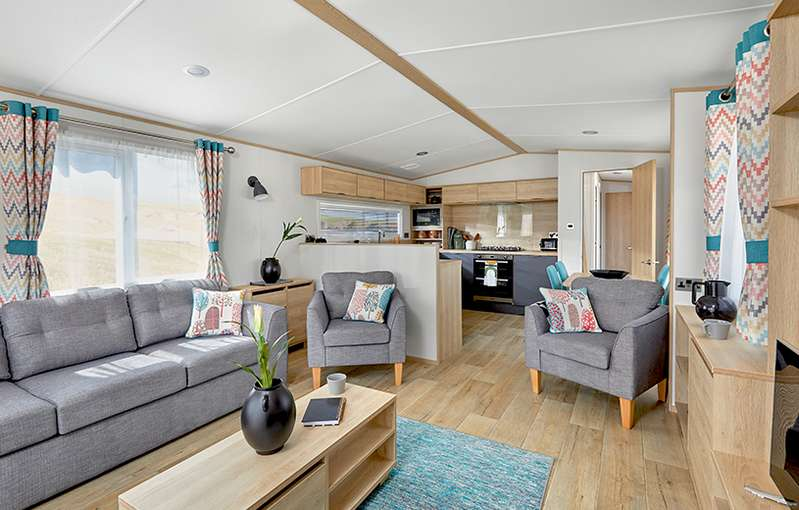 2 Bedrooms Caravan Mobile Home for sale in Ribble Valley Country Leisure Park, Lancashire, BB7 4JD
