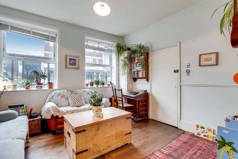 2 Bedrooms Flat for sale in Grove Road, Bow, E3