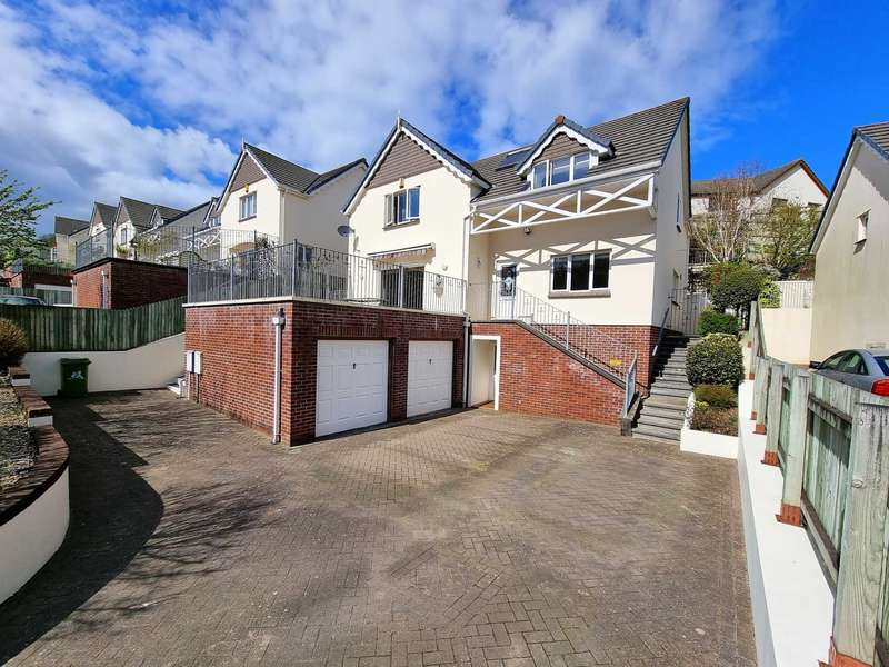 4 Bedrooms Detached House for sale in Ford Rise, Bideford