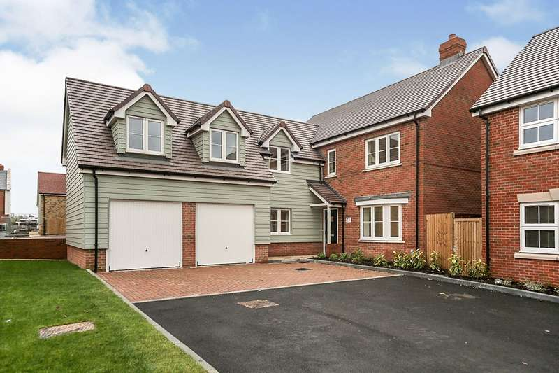 5 Bedrooms Detached House for sale in Orchard Green, Brogdale Road, Faversham, ME13