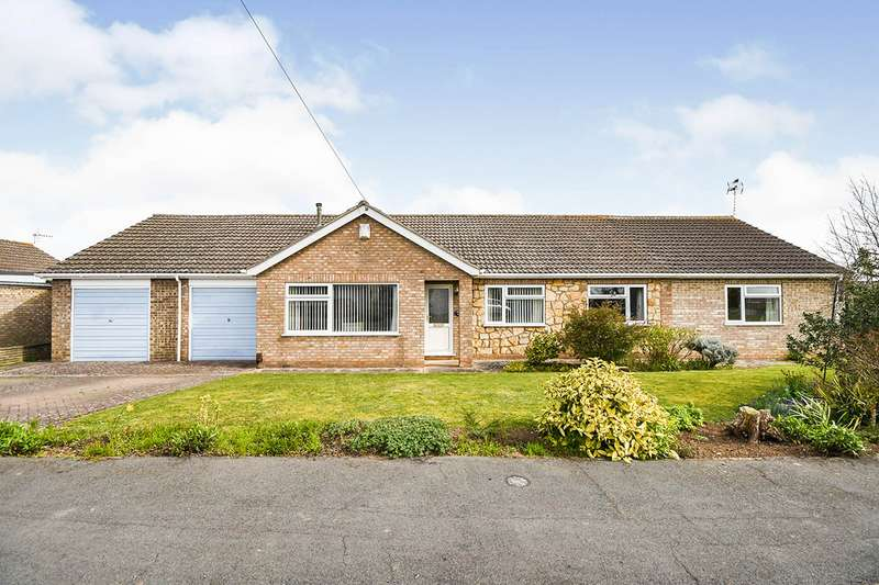 5 Bedrooms Detached Bungalow for sale in Dart Avenue, North Hykeham, Lincoln, Lincolnshire, LN6