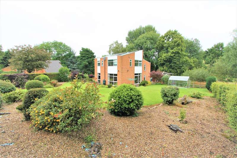 6 Bedrooms Detached House for sale in Southmeads Close, Oadby, Leicester LE2 2LT