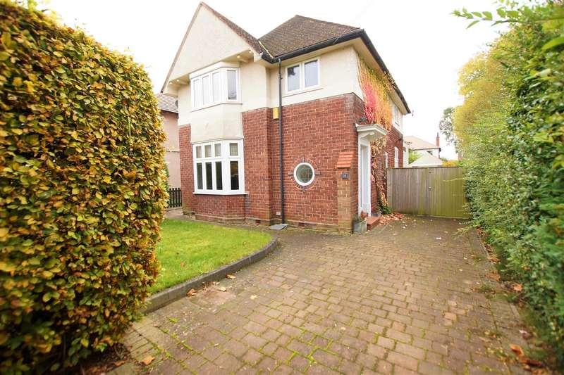 4 Bedrooms Detached House for sale in Park Road West, Curzon Park Chester CH4 8BQ
