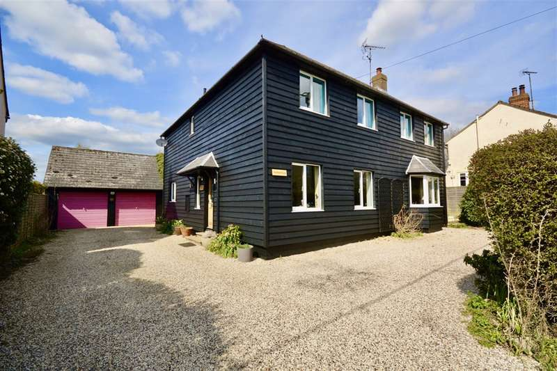 5 Bedrooms Detached House for sale in Dunmow Road, Great Bardfield, Braintree, CM7