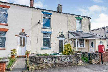 3 Bedrooms Terraced House for sale in Manchester Road, Kearsley, Bolton, Greater Manchester, BL4
