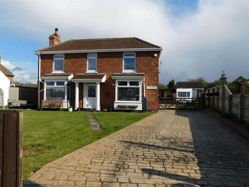 5 Bedrooms Detached House for sale in Skegness Road, Chapel St. Leonards, Skegness, PE24 5UQ
