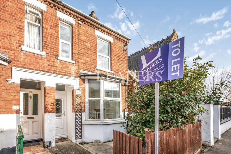 2 Bedrooms End Of Terrace House for rent in Offa Road, Bedford, MK42 9HZ