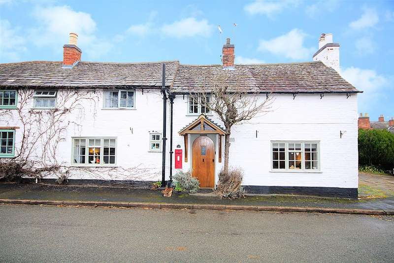 3 Bedrooms Cottage House for sale in The Green, Thrussington